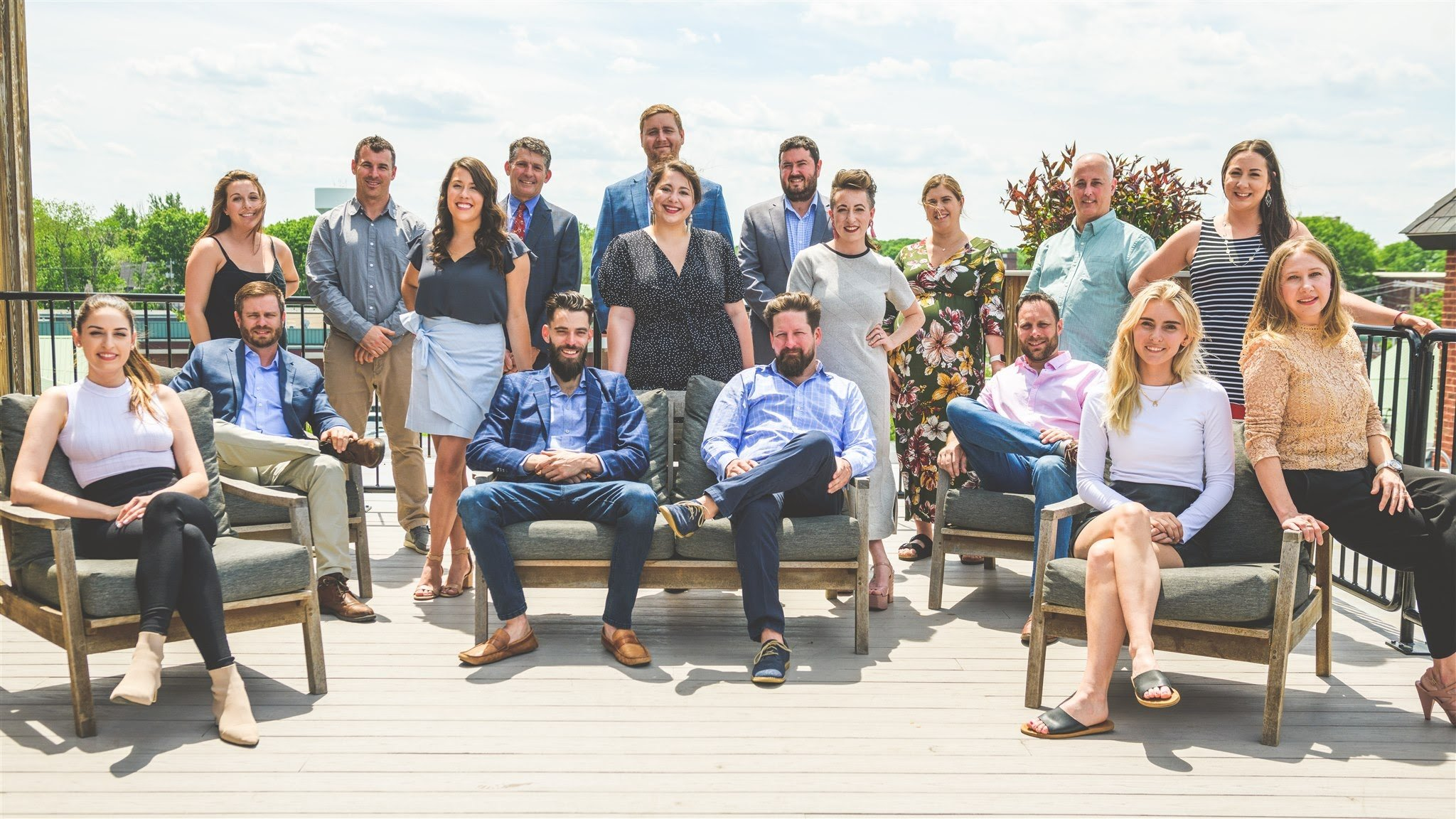 Red Post Realty Team Photo